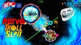 🔥Nebulous🍘 | NEW Troll Split  | Nuevo Troll ice split | By: Taco Nebulous