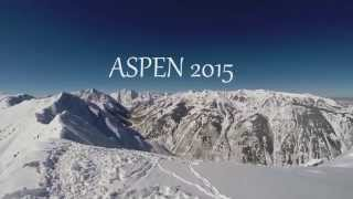 Aspen Snowboarding 2015