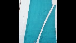 Salwar pants cutting and stitching (DIY) width=