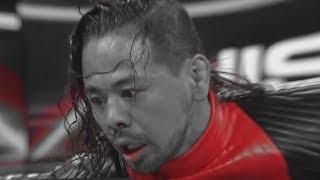 Shinsuke Nakamura Heel Custom Titantron 2018 || HD