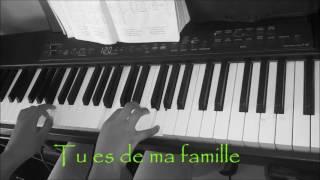 Tu es de ma famille ( Génération Goldman ) - Miavisoa & Tsiky ft Kevin,  David, Toavina , Fandresena