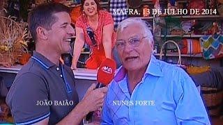 """Nunes Forte no """"Portugal em Festa"""" / Mafra - SIC 13.7.2'014"""