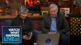 The Best Crotches And Asses Ever | Evelyn And Lou Review | WWHL