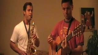 Agua de Beber - Antonio Carlos Jobim (Instrumental Cover) by Guingoman & Bro