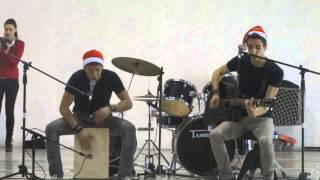 Le menopause - Stray Heart Live ( Green day cover) @Liceo Parentucelli Sarzana (Sp)