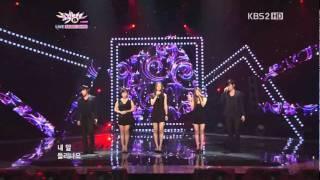 CS Numbers(디셈버&제이세라) - 가슴으로 운다 (Live 110916)