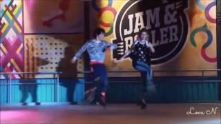 Soy Luna   Yam en Ramiro dansen op Cuando Bailo (ep. 11)