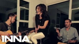 INNA - In Your Eyes / More Than Friends | Los Angeles Rehearsal (February, 2013)