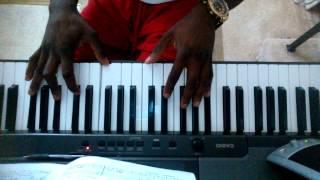 Stevie Wonder- (All I Do) piano tutorial