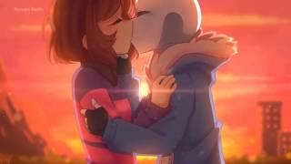 Sans X Frisk [Undertale] True Love