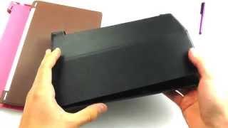 Обзор: Оригинальный Чехол-Подставка для Lenovo Yoga Tablet 10.1 B8000 Smart Cover