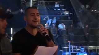 Caramel kieresztette a hangját - tv2.hu/megasztar