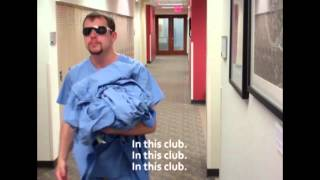Scrubs in the Club [Love in this Club Med School Parody]