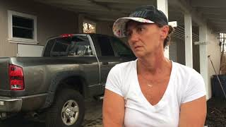 Leilani Estates homeowner Val Bandmann talks about being in lava limbo