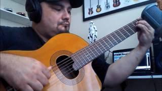 OCEANO (Djavan) - Fingerstyle/Chord Melody (André Carlos)