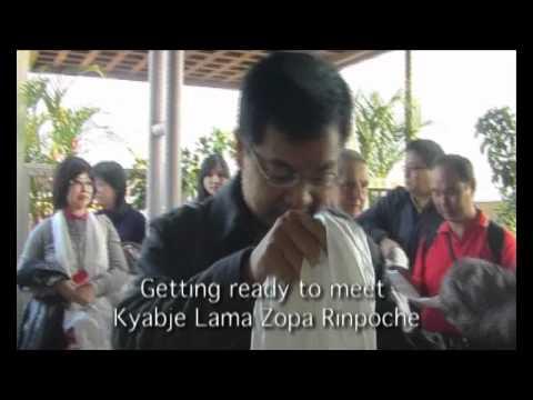 LDC Pilgrimage in Nepal wt Geshe Zopa (2009)-01/12.mov