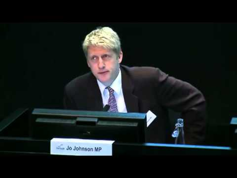 Jo Johnson Video