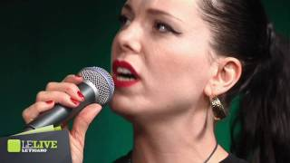 Imelda May - Tainted Love ( Reprise de Gloria Jones ) - Le Live