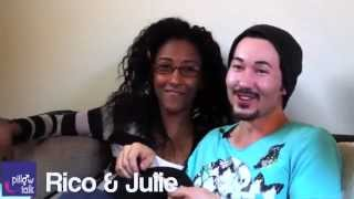 Pillow Talk: Abstract artists Rico & Julie exposed (comedy webisode extra)
