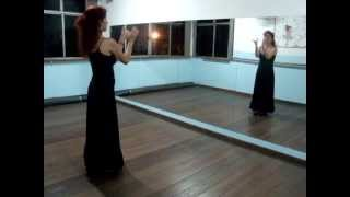 """Tango Flamenco """"Matita de Romero' - Nível Intermediário sem música"""