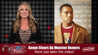 "Was Kanye West's ""Monster"" Video Banned?"