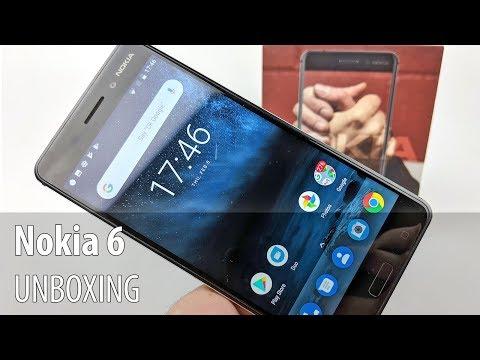 Nokia 6 Unboxing în Limba Română