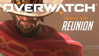 "Overwatch Animated Short | ""Reunion"" width="