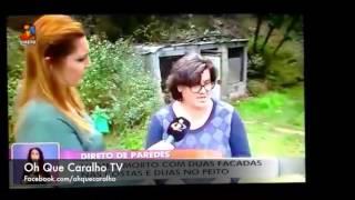 Mais um tesouro da TV portuguesa! OhQueCaralhoTV