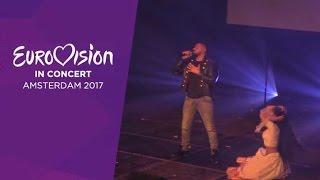 Joci Pápai - Live at Eurovision in Concert 2017 - Amsterdam - Origo