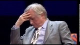 Richard Dawkins irritated by irrationality