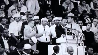 "Awkward moment at Martin Luther King ""I have a dream"" Speech"