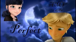 AMV//Miraculous//Perfect