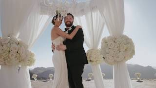 Lifechanging moments with Galia Lahav Couture. Wedding video at Malibu Rocky Oaks.