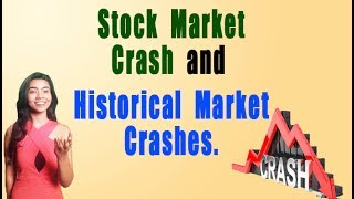 Stock Market Crash and Historical Market Crashes. EP11