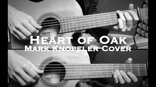 Mark Knopfler Heart of Oak (Tracker) - Guitar cover