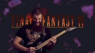 Final Fantasy VI - Decisive Battle (Boss Theme) | Metal Guitar
