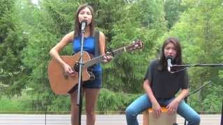 Stitches - Shawn Mendes cover by Keynote Sisters (acoustic duet)