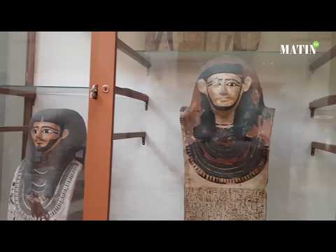 Video : Visite du Musée international du Caire