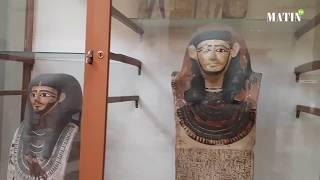 Visite du Musée international du Caire