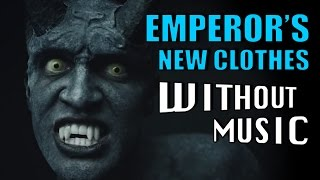 EMPEROR'S NEW CLOTHES - Panic! At The Disco (House of Halo #WITHOUTMUSIC parody)