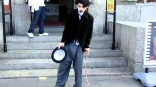 """Drunk""  CHARLIE Chaplin"
