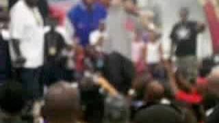 We Takin Over Live  DJ Khaled Funk Master Flex  , Carshow , Bikeshow, Hartford  Ct, 2008.mov