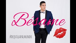 Leo Peguero - Bésame ( Video Lyric Oficial)