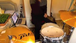 Foo Fighters Wattershed Drum Cover