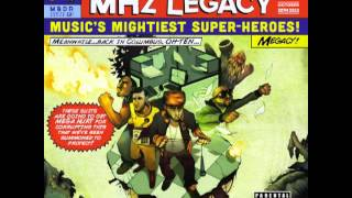 MHz Legacy - Spaceship (feat. Danny Brown)
