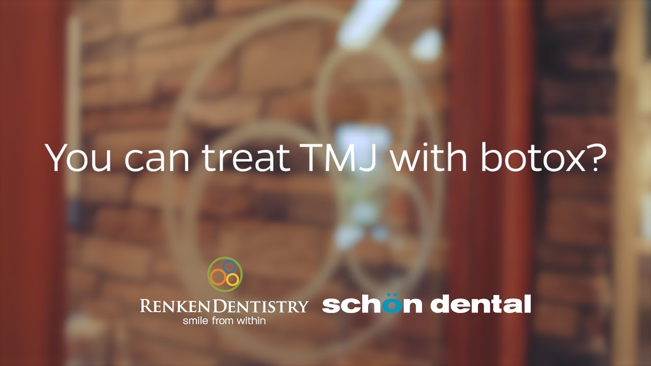 TMD & TMJ Treatments | Botox | TMJ Specialist