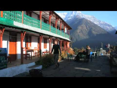 Annapurna Base Camp Trek with Neptrek. Nepal.
