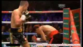 Scott Quigg Vs Diego Silva - 2nd Round K.O. Full Fight 23.11.2013 [HD]