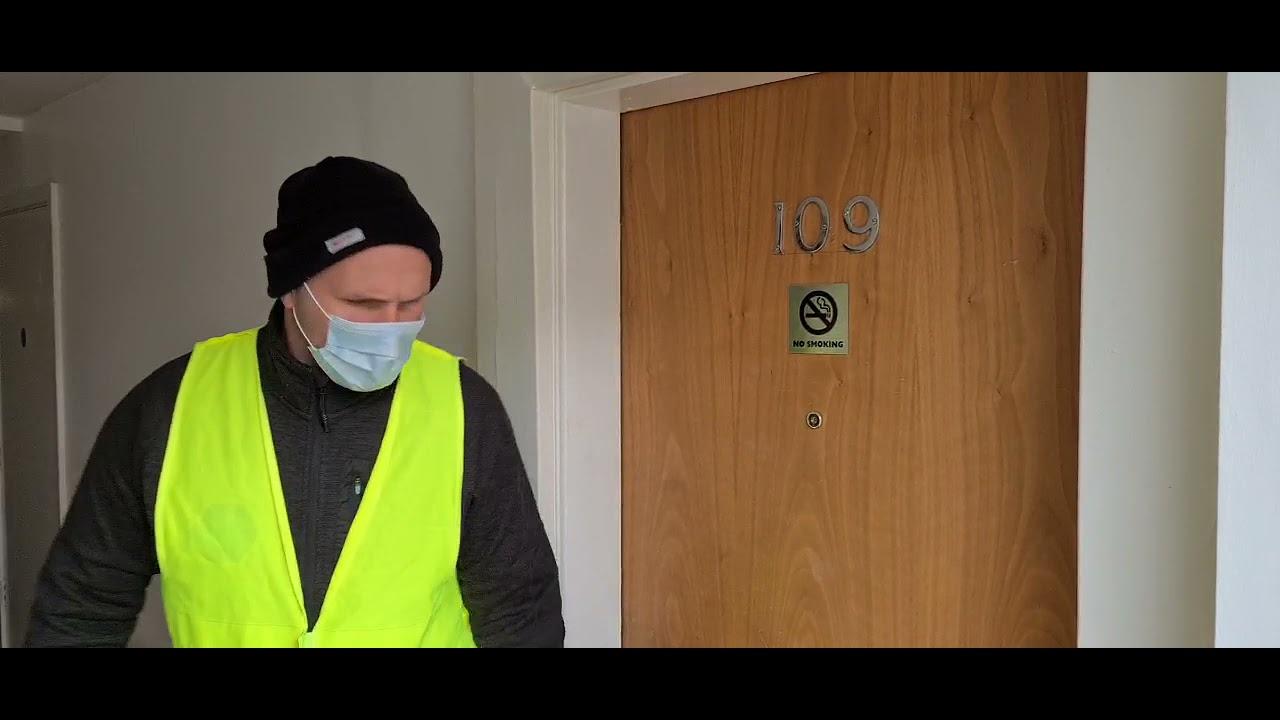 Hotel Quarantine… Australia Vs Ireland 😂😂