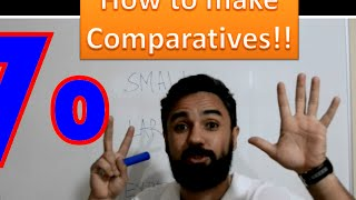 Inglês para o Enem - Vídeo 7: Comparativos